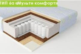 Матрас Мульти Комфорт EOS