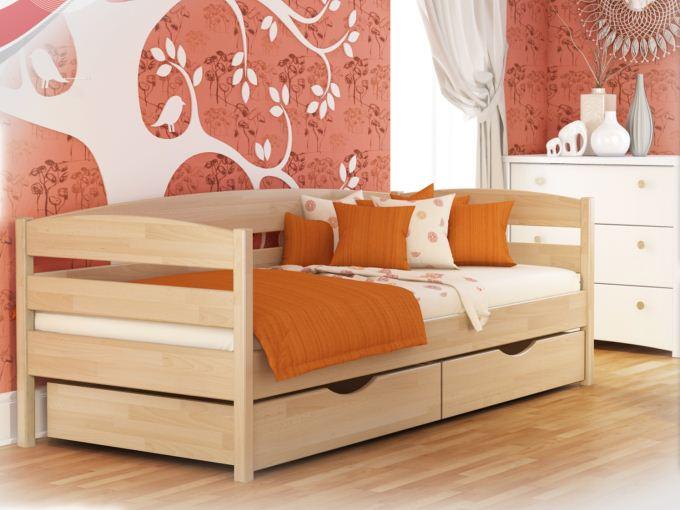 Кровать Нота-Плюс Эстелла
