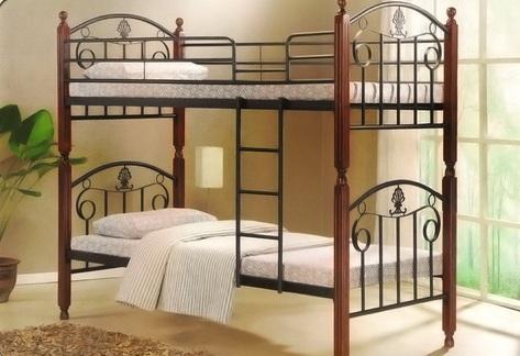 Кровать AT 2033 Кованые кровати