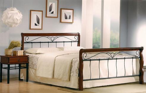 Кровать AT 9060 Кованые кровати