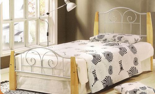 Кровать AT 9106 Кованые кровати