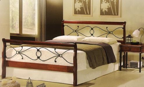 Кровать AT 9425 Кованые кровати