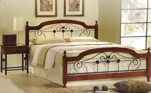 Кровать AT 9819 Кованые кровати