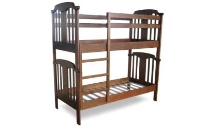 Кровать Двухъярусная детская Тис