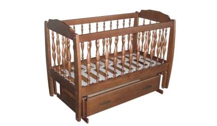 Кровать Колыбельная Каприз Тис