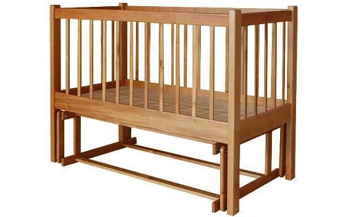 Кровать Колиска Тис